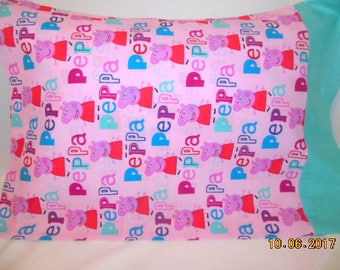 Peppa Pig Pillowcase