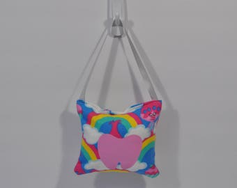 Tooth Fairy Pillow - Trolls with Rainbows