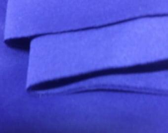 Polyester Scuba Neoprene Knit  1/2 Yard Remnant