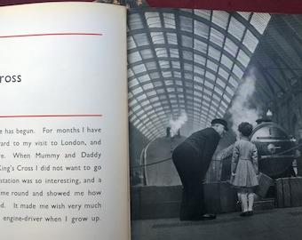 Vintage Book My Little London Book 1936 25% Off SALE