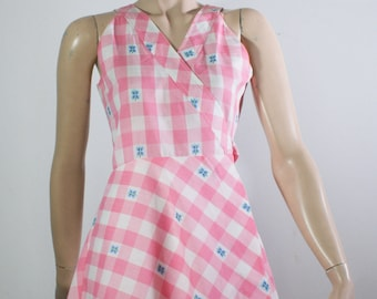 Vintage Sixties Summer Dress