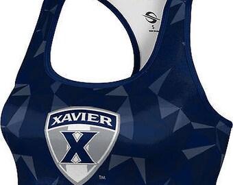 XU ProSphere Women/'s Xavier University Zoom Boy Cut Short
