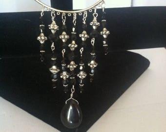 Blackstone bohemian necklace