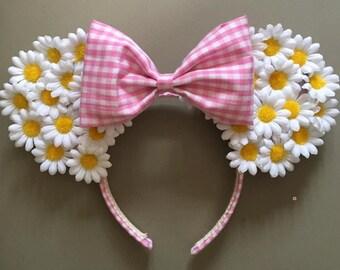 Springtime Daisy Ears