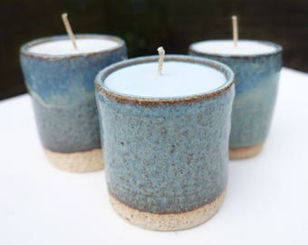 Set of Two Scented Candles