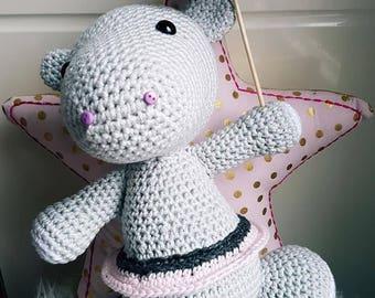 Crochet - Handmade plush toy