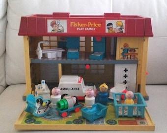 Vintage fisher price dollhouse — photo 5