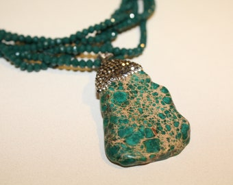 Women necklaces,Handmade to order, beautiful present as mothers day, necklaces,laver,blue agate