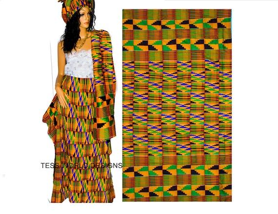 tissu africain guadeloupe