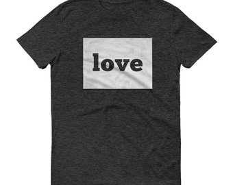 Colorado Shirt, Colorado TShirt, Colorado Love Shirt, Colorado Tee, State Pride, Colorado Gifts, Colorado State, Map, Shirt, TShirt, Tee, CO