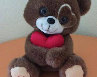 Vintage Applause Sweetheart Bear - 1984