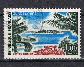 42 Vintage Postage Stamps , Water