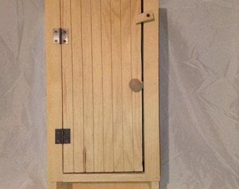 Soap Box Cabinent