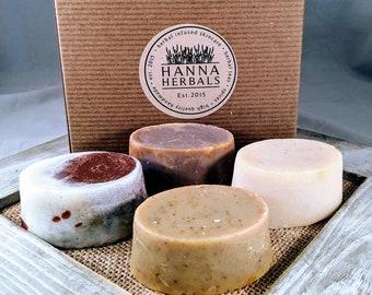 Soap sampler - 1 ounce sample soaps