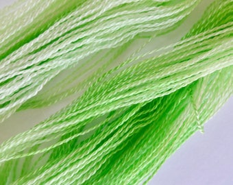 Trailing Vine Hand Dyed Tencel Thread Size 8