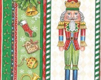 Christmas napkin 25x25cm (272)