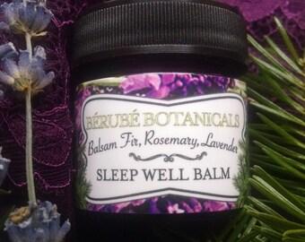 Sleep Well Balm