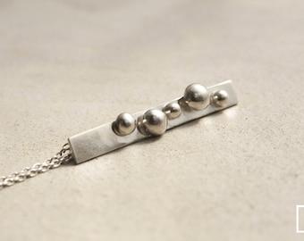 Spheres Necklace