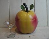 Vintage Apple Ice Bucket ...