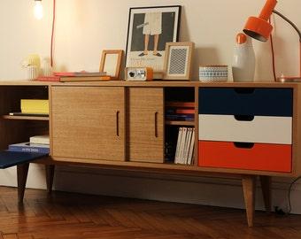 Scandinavian sideboard 0SS - customizable