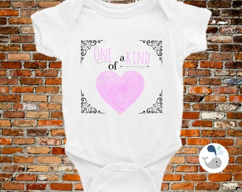 One of a Kind Baby Onesie