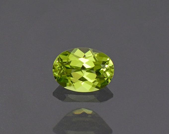 Excellent Green Grossular Garnet from Tanzania 1.00 ct.