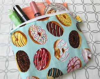 Sprinkled Donuts Be Prepared Pouch