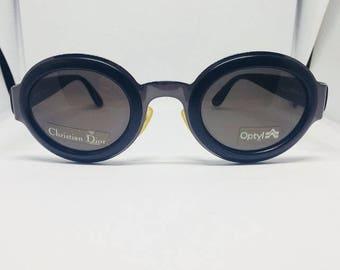 Vintage Dior Sunglasses-Rare Sunglasses Dior Vintage