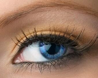 """Matte Peach Eyeshadow - """"Peachfuzz"""" - Vegan Mineral Makeup"""