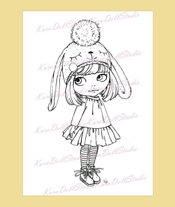 Milana sello de muñecas muñecas Blythe DESCARGA INMEDIATA