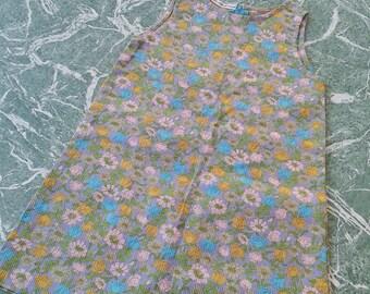 Dress pattern flowers