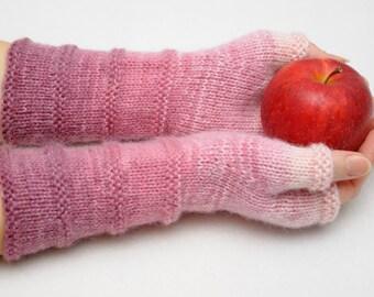 Fingerless Gloves for Womens Gift-for-Her Girlfriend Gift for Wife gift Knit Fingerless Mittens Knit Gloves Fingerless Gloves Arm Warmers