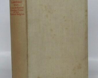 Spreading the Net. Henry Landau. 1st Edition.