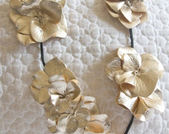 Gold Flower Halo