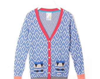 Royal Himalaya Cardigan