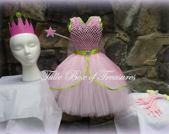 Presto! Pink Princess costume ensemble