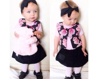 MATRYOSHKA Girl Baby Girl Vest pattern sewing pattern Pdf , Easy Vest pattern, toddler, Girl newborn 3 6 9 12 18 m 2 3 4 5 6 7 8 9 10 yrs