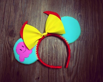 Star vs. the Forces of Evil Inspired Mickey Mouse Ears