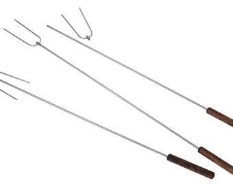 Reversible Roasting Fork