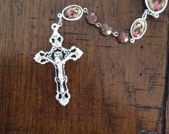 Mary, Undoer of Knots Rosary