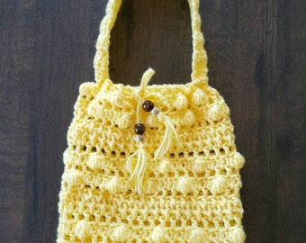 Cute market bag, beach bag