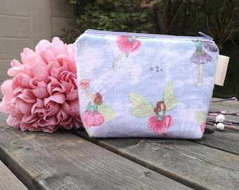 Notions Bag, case. Flower Fairies