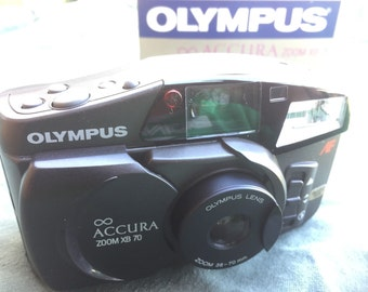 Olympus Accua Zoom XB 70 new in box