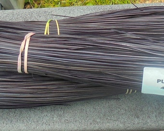 Purple Dyed NC Long Leaf Pine Needles