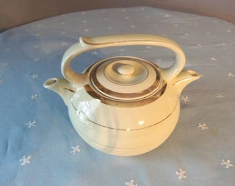 Hall Twin Spout Tea Master Pot