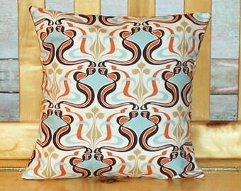 Decorative Pillow  - Boho Style Pillow - Cushion Cover - Boho Pillow Cover - Home Decor Pillow - Throw Pillows - 14 X 14 Pillow Cover