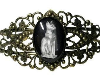 Cat Goddess Bast Bracelet