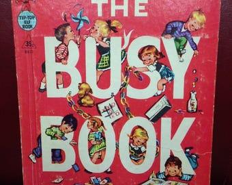 The Busy Book.  A Rand McNally Tip-Top Elf Book