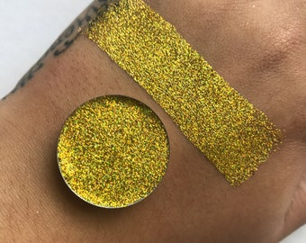"Pressed Glitter, Cosmetic Glitter, Glitter Eyeshadow - ""Up Grade"""