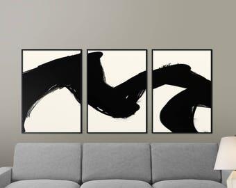 White abstract art etsy for Minimal art venezuela